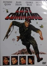 Anthony Quinn in Lost Command DVD - $4.95