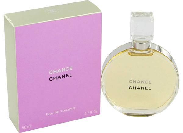 Chanel Chance Perfume 3 Listings