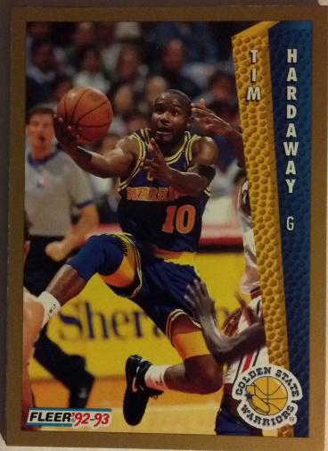 Fleer 1992-92 Basketball Cards (4)