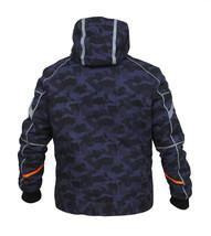 Avenger Infinity War Iron Man Jacket Tony Stark Camouflage Pattern Cotton Hoodie image 3