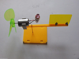 Build your own Micro wind turbine model  educational science project  un... - €12,18 EUR