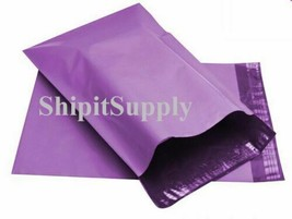 1-1000 14.5x19 ( Purple ) Poly Mailer Shipping Bags Fast Shipping - $0.99+