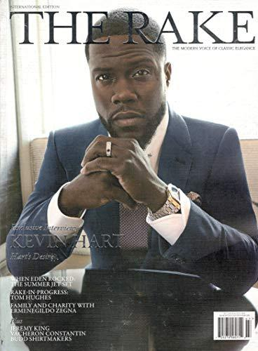 Primary image for The Rake Magazine (July, 2019) Kevin Hart Cover [Single Issue Magazine]