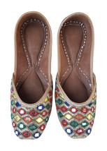 punjabi jutti khussa shoes bridal shoes , flip flops jooti sandal slipper USA-8 - $29.99