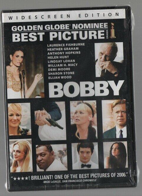 Bobby - Laurence Fishburne, Heather Graham - DVD 79932 - R - 2006 - NEW!