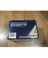 Quantaray 70-210mm f4-5.6 Sequence 4 Lens (box only) for Pentax 25-166-... - $4.21