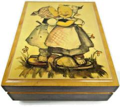 Original Deichert Musical Box Ballerina W. Germany Eine Kleine Nachtmusik - $14.01