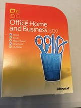 Microsoft Office Home and Business 2010 - DVD 2 PC Version - GENUINE - $79.99