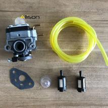 Carburetor For Troy-Bilt TB4BP TBP6160 TB4BPEC Backpack Blower 753-05676... - $11.84