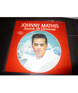 Johnny Mathis Sounds of Christmas Mercury Records - $3.91