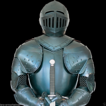 NauticalMart Medieval Knight Larp Wearable Halloween Full Body Suit Of Armor  - $999.00