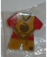 """SG WATTENSCHEID 09 soccer team jersey PIN 1.5"""", mint in package - $29.99"""