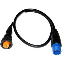Garmin 8-Pin Transducer to 12-Pin Sounder Adapter Cable w-XID - $19.99