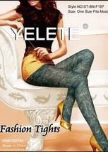 Yelete Womens Bandana Design Pattern Nylons Tights Hosiery Pantyhose Sto... - €15,82 EUR
