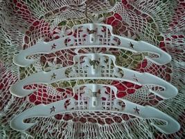 Vintage baby hangers 3lamb white1 thumb200