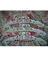 SALE! Vintage 1950s Lamb Baby Hangers Set of 3  - $14.99