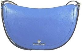 MICHAEL Michael Kors Camden Small Messenger Vintage Blue  - $95.00