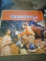Rodgers & Hammersteins Carousel Soundtrack 1958 UK vinyl  album record L... - $20.46