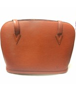 Vintage Louis Vuitton brown epi shoulder tote bag. Perfect vintage LV pu... - $322.00