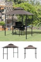 Metal Garden Gazebo Outdoor Patio Yard Bbq Party Tent Canopy Shelter Sun... - $227.92