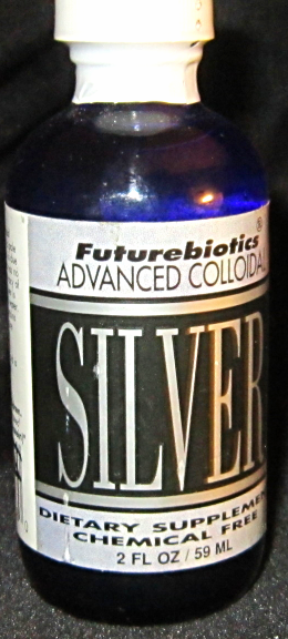ADVANCED COLLOIDAL SILVER (2K FLUID OUNCES LIQUID) MSRP $16.99  image 3