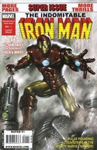 Indomitable Iron Man (2010) # 1 [Comic] [Jan 01, 2010] - $2.95