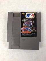 Major League Baseball Nintendo NES *TESTED & WORKING* - $5.89