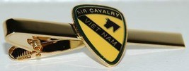 US Army 1st Air Cavalry Vietnam Tie Clip - $12.99