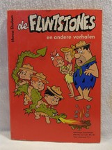 Flintstones 1966 HBP Dutch Comic Book 66 No. 12 - 9 Comic Strip Stories ... - $8.95