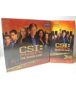 CSI Miami Board Game & Booster Pack New Sealed - $30.74