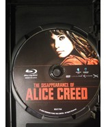 The Disappearance of Alice Creed Blu Ray - $1.95