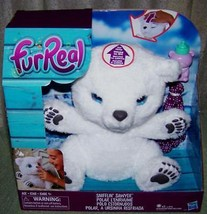 "FurReal SNIFFLIN' SAWYER Polar Bear  9""H New - $26.61"