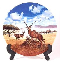 Danbury Mint Wedgwood The Wonders of Nature - The Sentinel - CP1205 - $38.22