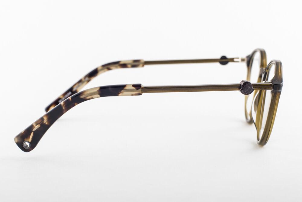 MONCLER MC015-V04 Green Eyeglasses MC 015-V04 49mm image 3