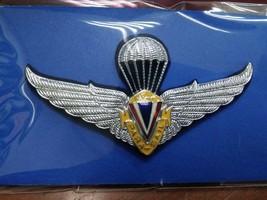Freefaller Para Wing, RTAF Parasail Badge, RTAF Insignia Collectible Militaria - $14.03