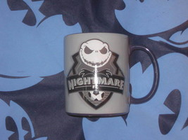 DISNEY PARKS Jack Skellington Nightmare before XMAS CUP/ MUG. BRAND NEW. - $22.00