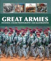 Great Armies [Paperback] Parragon Books - $6.85
