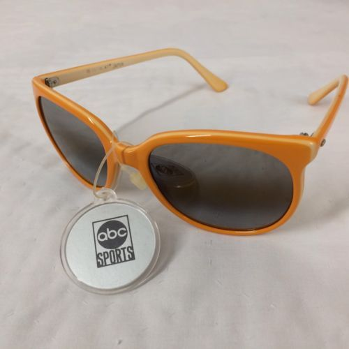 ff8708ded1 Vintage Orange Sunglasses ABC Sports 80 s and 50 similar items