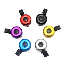 Bike Bell Alloy Bicycle Horn Sound Alarm For Safety Cycling Handlebar Me... - $2.00