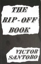 The Rip - Off Book Victor Santoro - $4.70