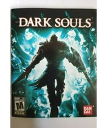 Dark Souls INSTRUCTION MANUAL BOOKLET (PS3)  - $5.93