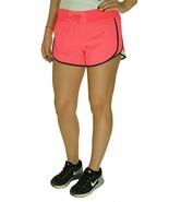 Calvin Klein Performance Shorts Sz L Energy Pink Mesh Hem Contrast Sport... - €14,78 EUR