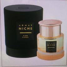 Niche Pink Coral 3.0 Oz Eau De Parfum Spray By Armaf New In Box For Women - $49.99