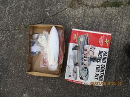 Lindberg Motorized Radio Control Diesel Tug - $69.99