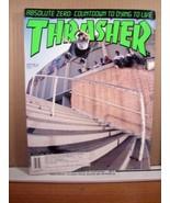 Thrasher Magazine #264 January 2003 Absolute Zero - $8.99