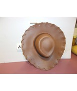 Disney Pixar Toy Story Woody Doll Replacement Cowboy Hat  - $14.99