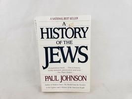 A History of the Jews  Paul Johnson - $5.92