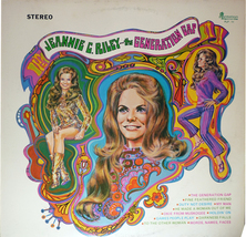 "Jeannie C. Riley ""The Generation Gap ""  Plantation Records   PLP-11 - $9.00"