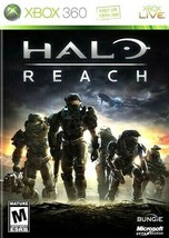 Halo: Reach Video Game for Microsoft Xbox 360 w/ Manual & 2 Gold Trial C... - $16.78