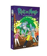 Rick and Morty Complete Series DVD Seasons 1 2 3 & 4 New Sealed Box Set 1-4 - $22.00